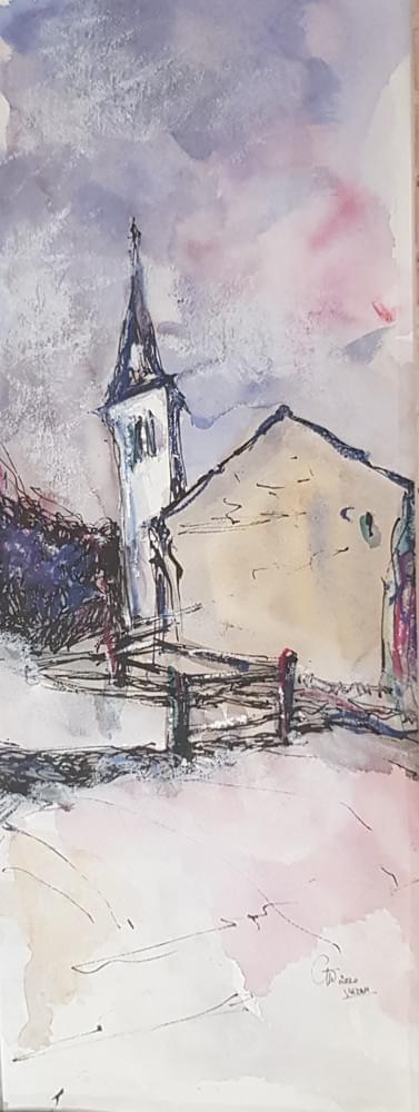 Vetan (Saint Pierre) - Chiesa
