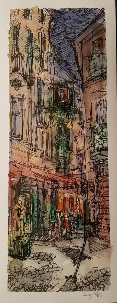 Urbanscapes - Torino - Via San Tommaso