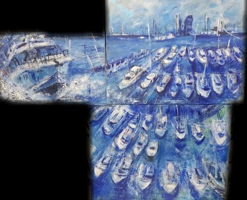 Republic of Singapore Yacht club marina