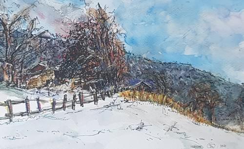 Verrogne (St. Nicolas) - Inverno