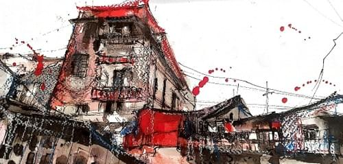 Urbanscapes - Napoli - Quartiere Sanita'