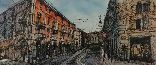Urbanscapes - Torino - via XX Settembre