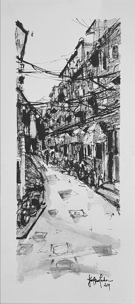 Urbanscapes - Shanghai - Cite' de Bourgogne 2
