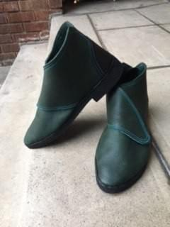 Wrap Ankle Boot