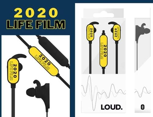 2020 Life Film Bluetooth Earbuds