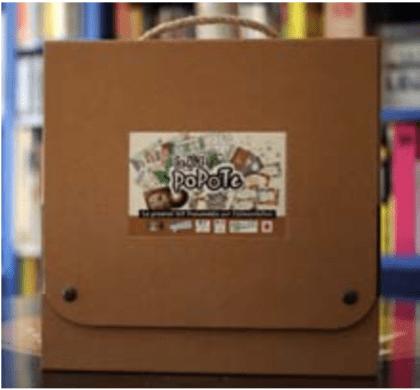 KIT POPOTE MINUTE (2 jeux + 1 extension + ressources pédagogiques).