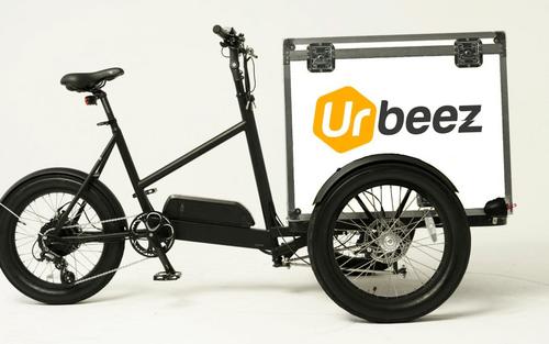 Location Vélo Cargo Triporteur - Treebike