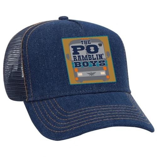 Eagle Bus Hat