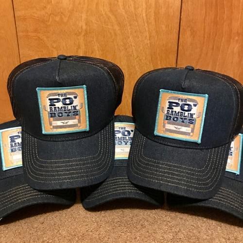 Eagle Bus Hat