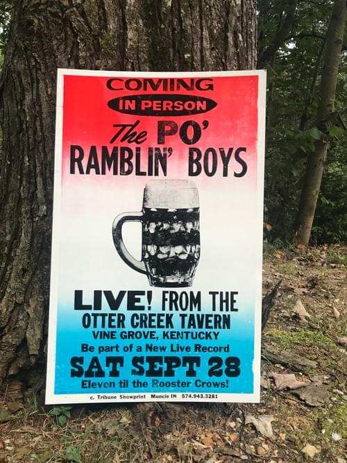 Otter Creek Tavern Poster