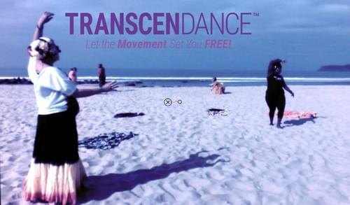 May 29, 2021 8:00am - TRANSCENDANCE experience at Balboa Park