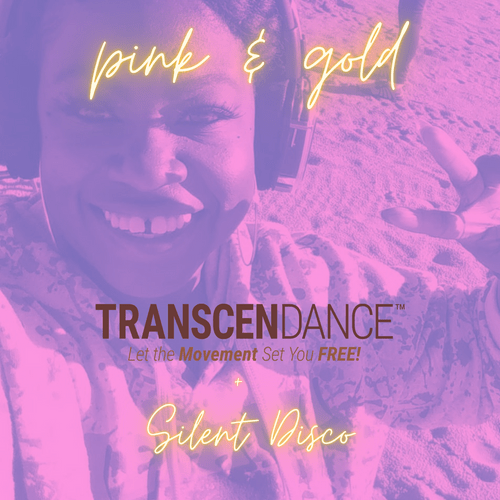 June 19, 2021 8:00am - TRANSCENDANCE + Silent Disco experience at Coronado Beach