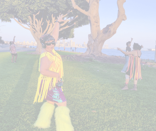 May 21, 2021 6pm - Silent Disco Experience at Balboa Park Organ Pavilion