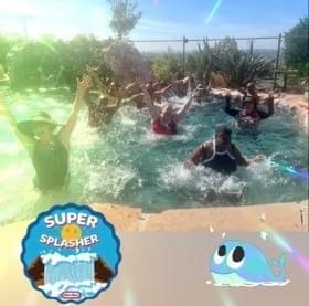 Sept 18, 2021 Aqua Zumba at Private Pool