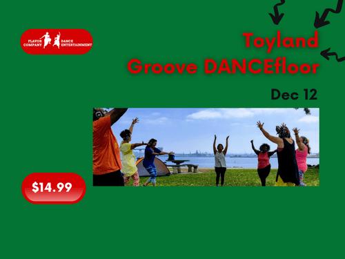 Dec 12, 8:30am, Liberty Station NTC Park - Toyland Groove DANCEfloor experience