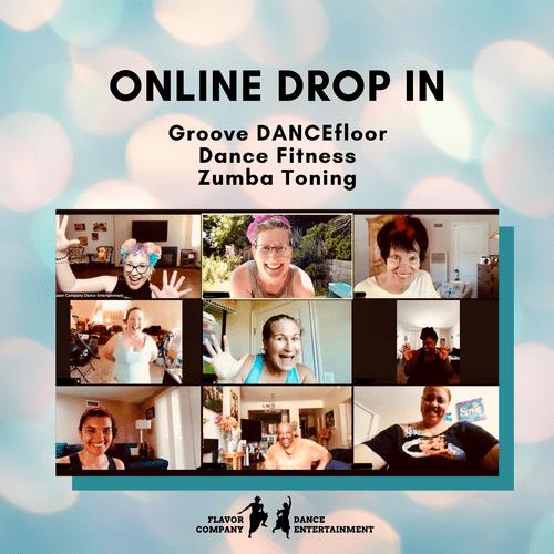 Online broadcast Drop In