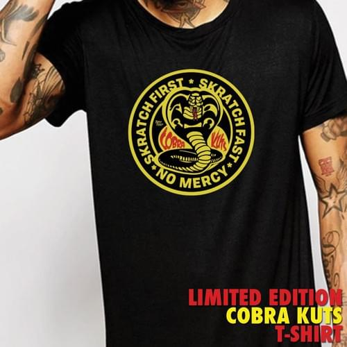 COBRA KUTS T-SHIRT (LIMITED EDITION)