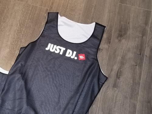 JUSTDJ Reversible Jersey