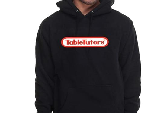 GAMER BLACK HOODIE (LIMITED EDITION)