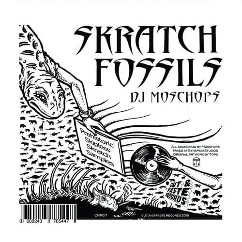 """7"""" Scratch Fossils Scratch Record"""