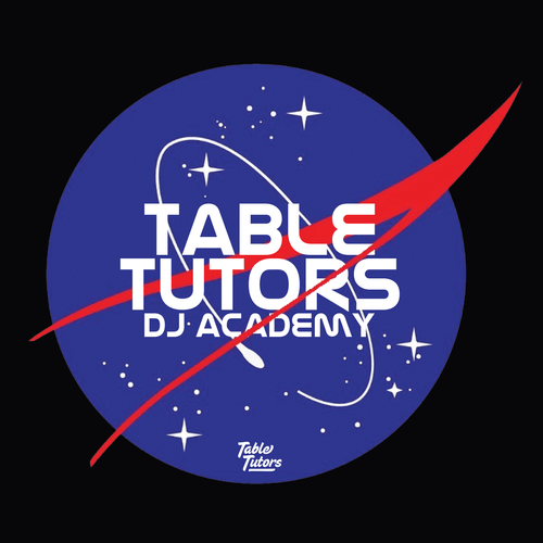 TableTutors Space Sticker
