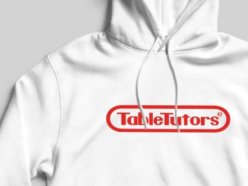GAMER WHITE HOODIE (LIMITED EDITION)