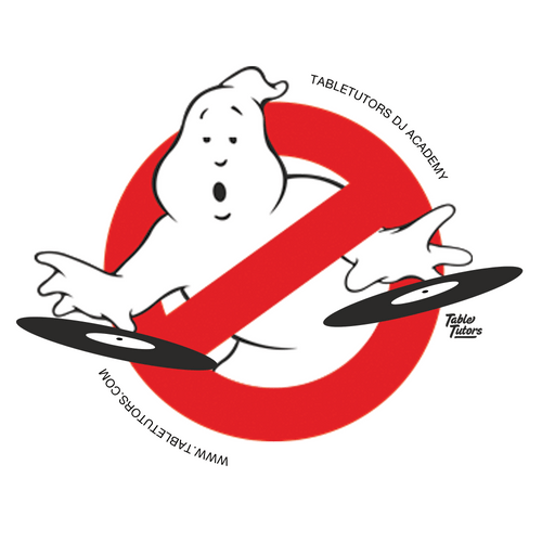GhostSkratcher Sticker