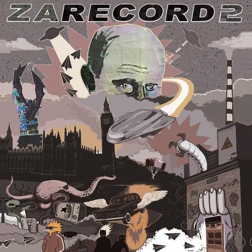 """12"""" Zarecord2 Scratch Record"""