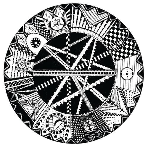 """7"""" 7 Steps of Alchemy Scratch Record"""