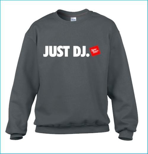 JUST DJ CREWNECK SWEATER