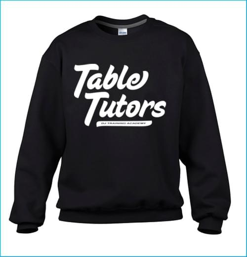 TABLE TUTORS CREWNECK SWEATER