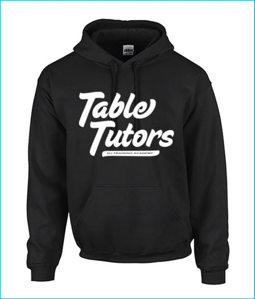TABLE TUTORS HOODY