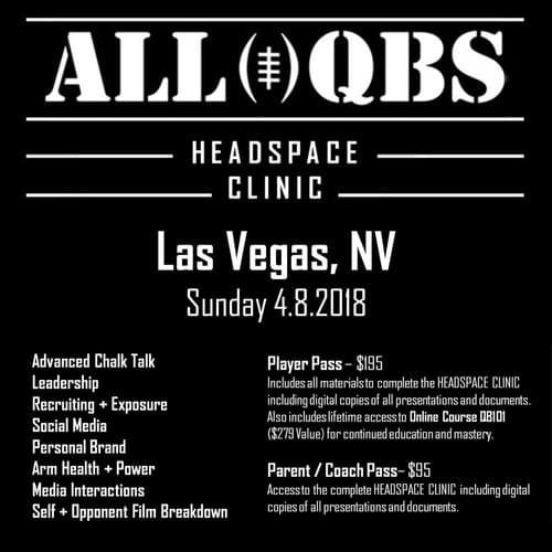 HEADSPACE Clinic - Las Vegas, NV - Sun 4/8/2018