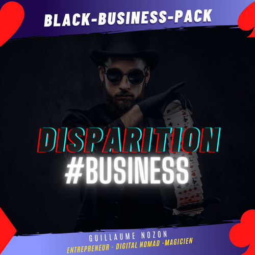 Black Business PACK - BUSINESS