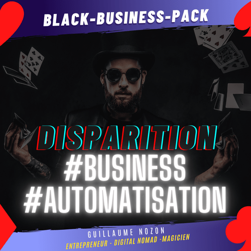 Black Business PACK - ALL IN