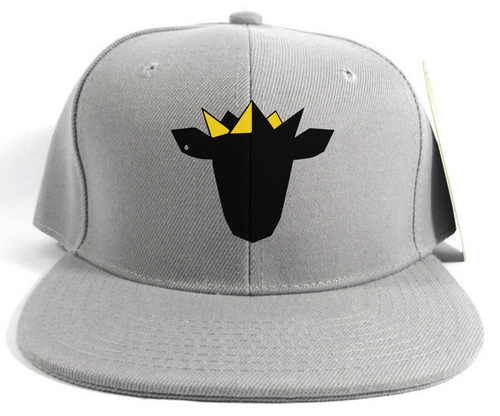 (GREY) Royal Lamb Snap-Back