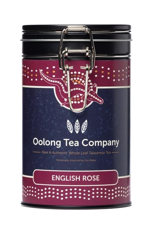 English Rose Oolong tea