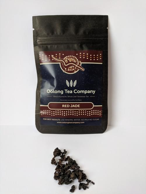 Red Jade Oolong Tea