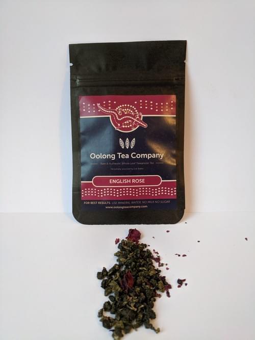 English Rose Oolong tea