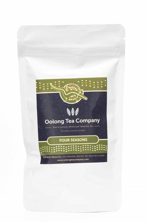 7. Four Seasons Oolong Tea
