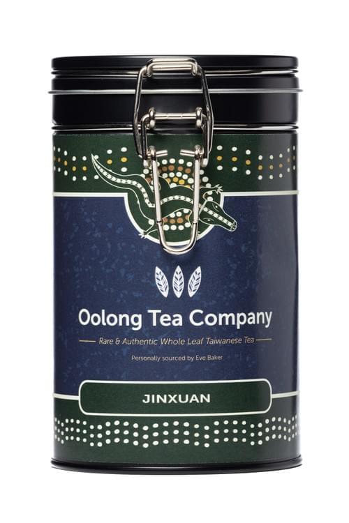 8. Jinxuan Oolong Tea
