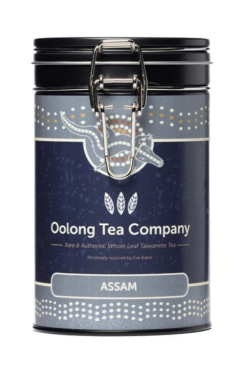 17. Assam Oolong Tea