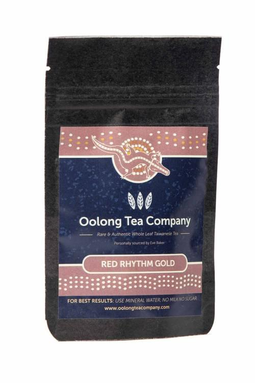 Red Rythm Gold Oolong Tea