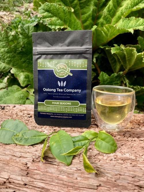 7. Four Seasons Oolong Tea
