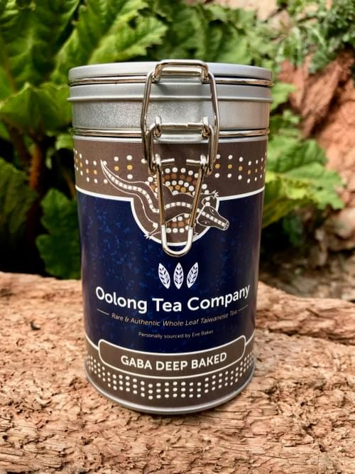 Gaba Deep Baked Oolong Tea