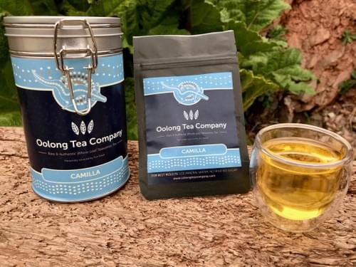 5. Camilla Oolong Tea