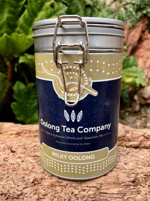 6. Milky Oolong Tea