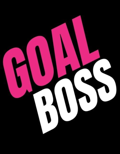 Goal Boss Vision Board Worksheets