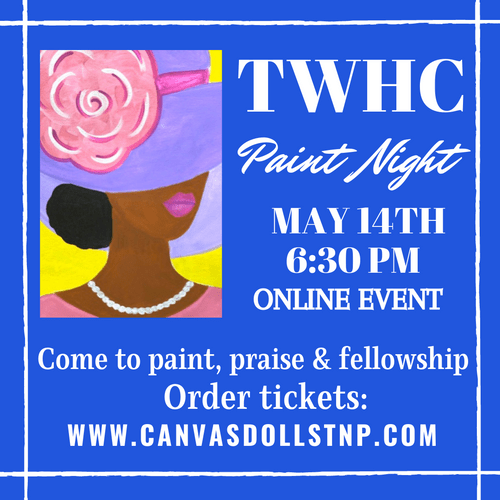 TWHC Paint Night