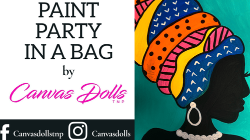 Do It For The Culture Paint Party Kit